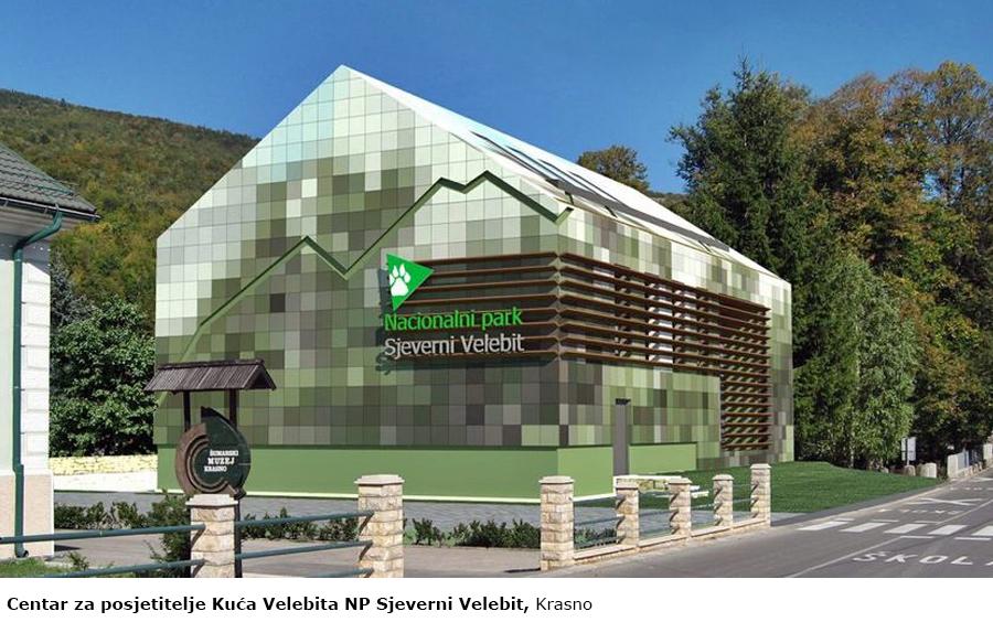 "Presentation centre of Nature park Biokovo ""Adrion srce planine"" Makarska"